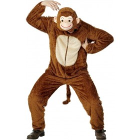 Monkey Fancy Dress Costume (Animals)