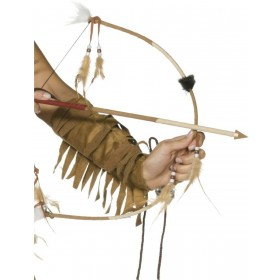Indian Bow And Arrow Set - Fancy Dress (Cowboys/Indians)