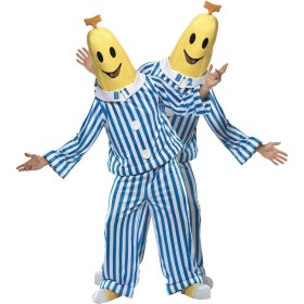 Bananas In Pyjamas Costume (One Costume) Costume (Cartoon , Food , Tv)
