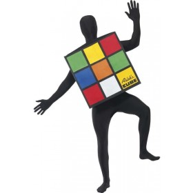 Cube Unisex Fancy Dress Costume