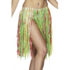 Hawaiian Hula Skirt - Fancy Dress (Hawaiian)