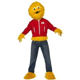 Honey Monster Fancy Dress Costume Mens Size 38-40 S (1970S, 1980S)