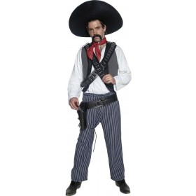 Authentic Western Mexican Bandit  Mens(Cowboys/Native Americans)