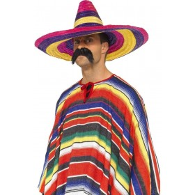 Large Sombrero Fancy Dress