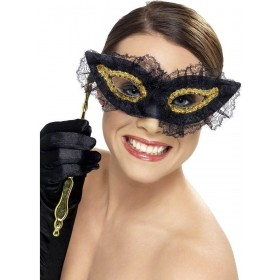 Fastidious Eyemask - Fancy Dress