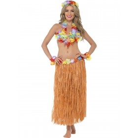Hula Honey Instant Kit Fancy Dress Costume
