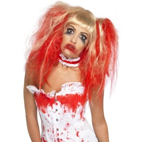 Blood Drip Wig (Halloween Wigs)