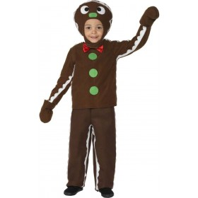 Little Ginger Man Fancy Dress Costume Boys (Christmas)