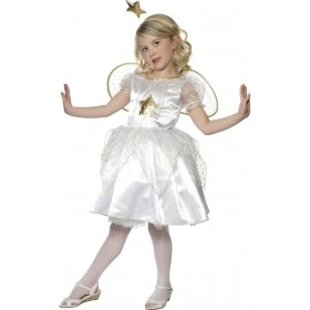 Star Fairy Fancy Dress Costume Girls (Christmas)