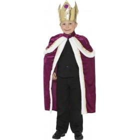 Kiddy King Fancy Dress Costume Boys (Christmas)