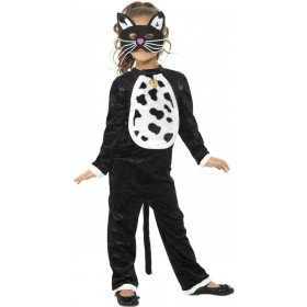 Cat Fancy Dress Costume Girls (Halloween)