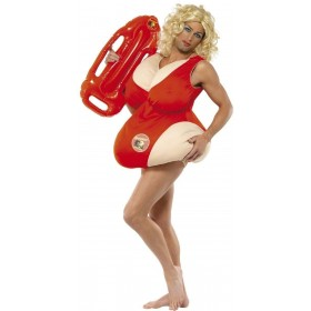 Baywatch Swimsuit - Fancy Dress (Sexy , Tv)