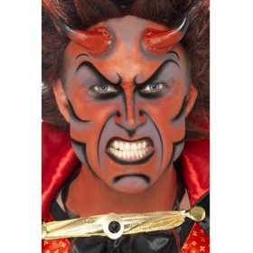 Devil Make Up Kit Fancy Dress (Halloween)