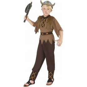 Viking Fancy Dress Costume Boys (Viking)