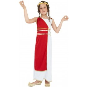 Grecian Girl Fancy Dress Costume Girls (Renaissance)