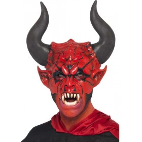 Devil Lord Mask (Halloween Masks)