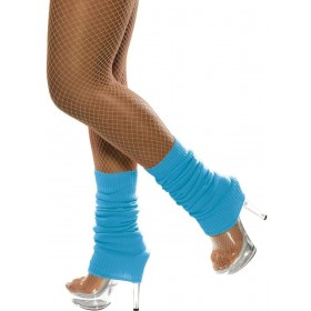Legwarmers Fancy Dress Ladies