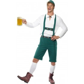 Oktoberfest Fancy Dress Costume Mens (Cultures)