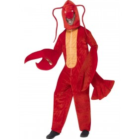 Lobster Costume Fancy Dress