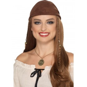 Pirate Necklace Fancy Dress Accessory