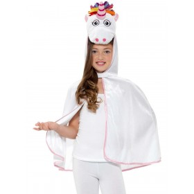 Unicorn Cape Fancy Dress Costume