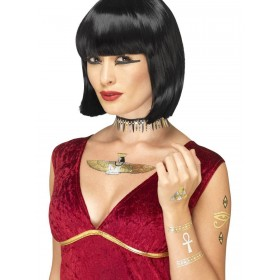 Egyptian Transfer Tattoos Fancy Dress Accessory
