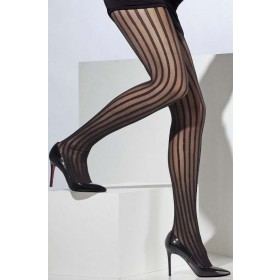 Ladies Black Sheer Tights