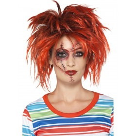 Chucky Make-Up Kit Fancy Dress Accessory