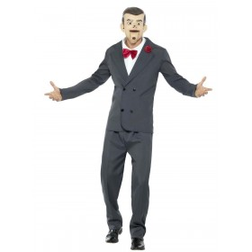 Goosebumps Slappy the Dummy Costume Fancy Dress