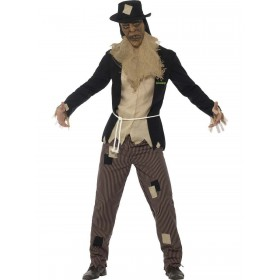 Goosebumps The Scarecrow Costume Fancy Dress