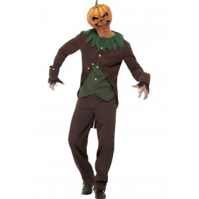Goosebumps Jack-O'-Lantern Costume Fancy Dress