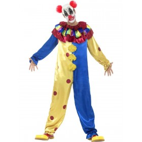 Goosebumps Clown Costume Fancy Dress