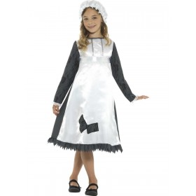 Victorian Maid Costume Fancy Dress