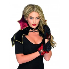 Fever Vamp Kit Fancy Dress Accessory