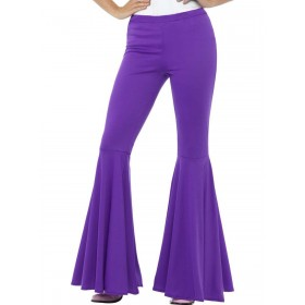 Flared Trousers, Ladies Fancy Dress Costume