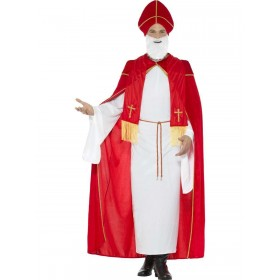 Deluxe Saint Nicholas Costume Fancy Dress