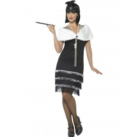 Flapper Costume Fancy Dress