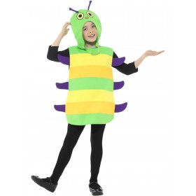 Caterpillar Costume Fancy Dress