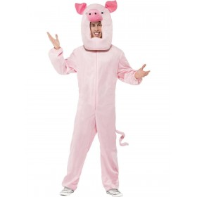 Pig Costume Fancy Dress