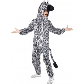 Zebra Costume Fancy Dress