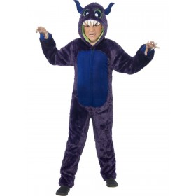 Deluxe Monster Costume Fancy Dress