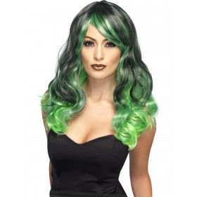 Ombre Wig, Bewitching Fancy Dress Accessory