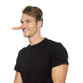 Comedy Long Nose Fancy Dress Accessory