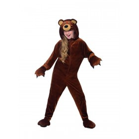 Bear Costume Fancy Dress