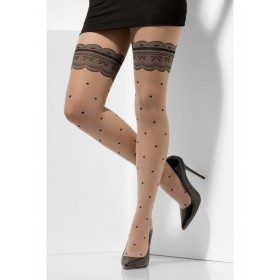 Sheer Tights Fancy Dress Accessory