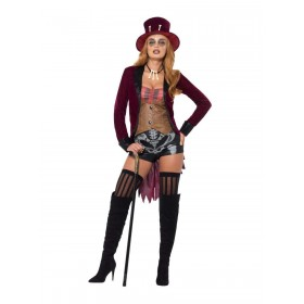 Fever Voodoo Costume Fancy Dress