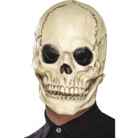 Skull Mask, Foam Latex Fancy Dress Accessory