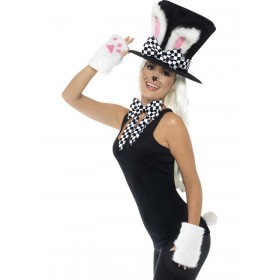 Tea Party March Hare Kit Fancy Dress Accessory