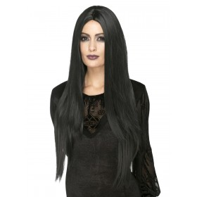 Deluxe Witch Wig Fancy Dress Accessory