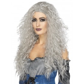 Banshee Wig Fancy Dress Accessory